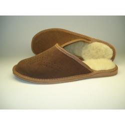 Papuče dámske model 11 nízky podpätok