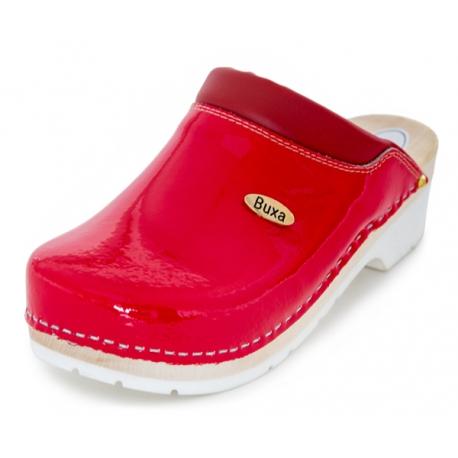 Superkomfort FPU10 červené a biele bodky
