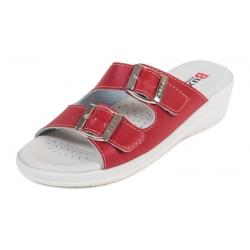Zdravotná obuv MED 15 červené