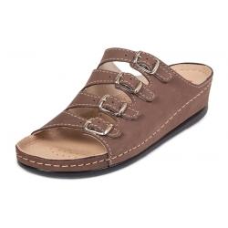 Zdravotná obuv Buxa BZ220 hnedé