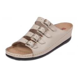 Zdravotná obuv Buxa BZ220 béžové