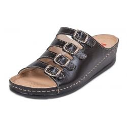 Zdravotná obuv BZ220 čierne