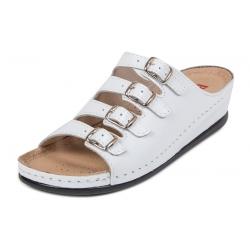 Zdravotná obuv Bz220 biele
