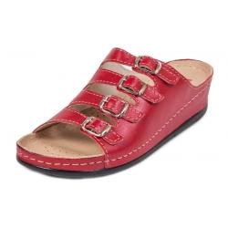 Zdravotná obuv BZ220 červené