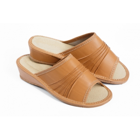 Papuče  MAR bežové