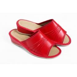 Papuče  MAR červené