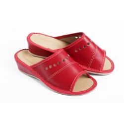 Papuče  PRZ červené