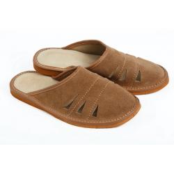 Papuče NUB hnedé