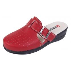 Zdravotná obuv MED 11 červené