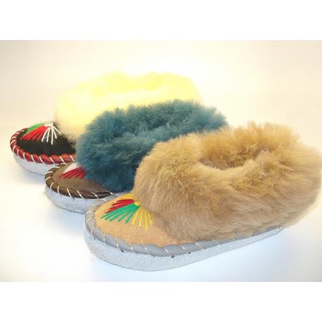 Detské papuče Tatry-Ručná práca