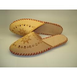 Dámske papuče Tatry leto-Ručná práca