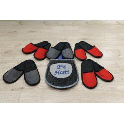 Papuče pre návštevu