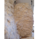 Sklad ovčích koží a kožušín
