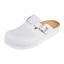 Zdravotná pracovná obuv BZ4210 biele